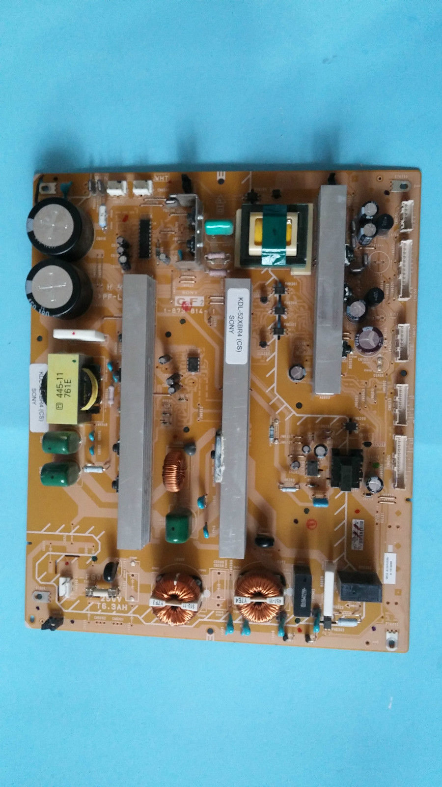 1-873- 814-11 A1361550A KDL-52XBR4 SONY power supply board