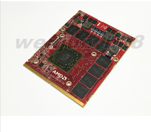 Dell Alienware M17X R3 AMD Radeon 216-0769024 HD 6870M 1G Grafik