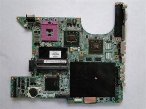 DV9000 447982-001 Laptop motherboard For HP DV9000 DV9500 intel