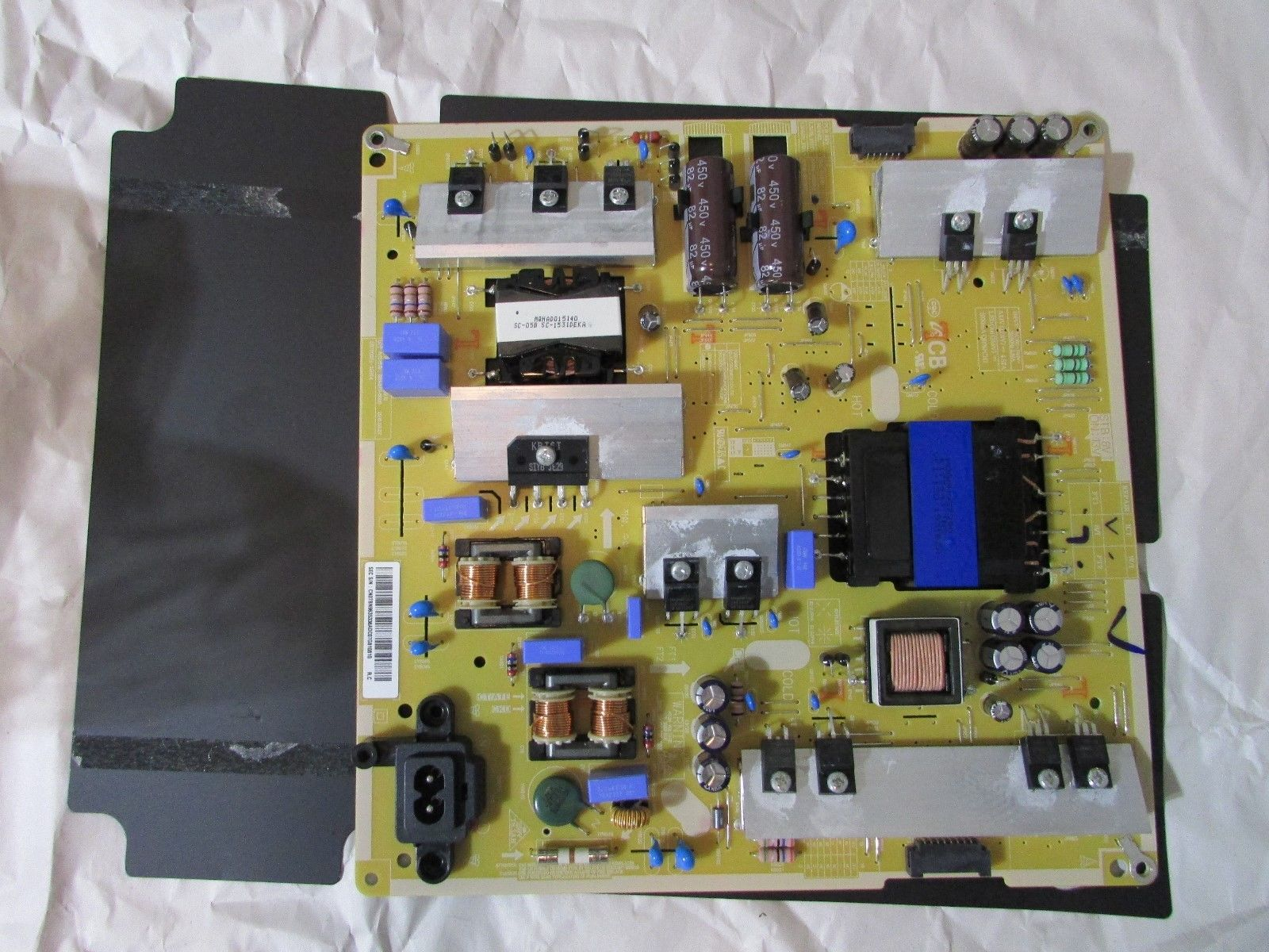 "Samsung UN55JU6400FXZA Power Supply Board BN96-35336A for 55"" LED HDTV"