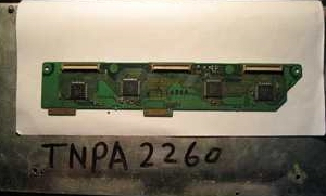 PANASONIC SD BOARD TNPA2260