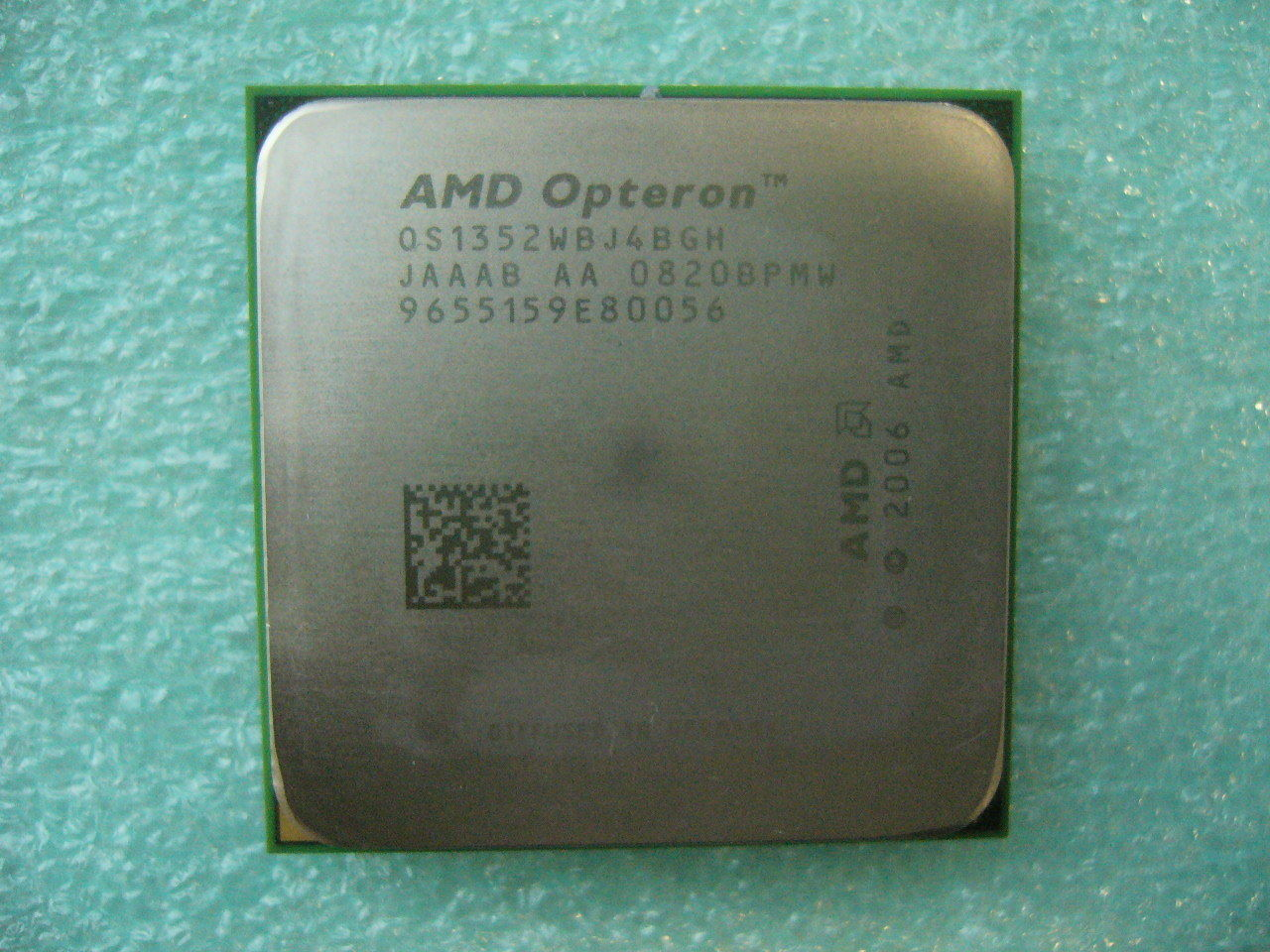 Menge 1x AMD Opteron CPU 2,1 GHz Quad-Core (OS1352WBJ4BGH) CPU AM2 + 940-Pin