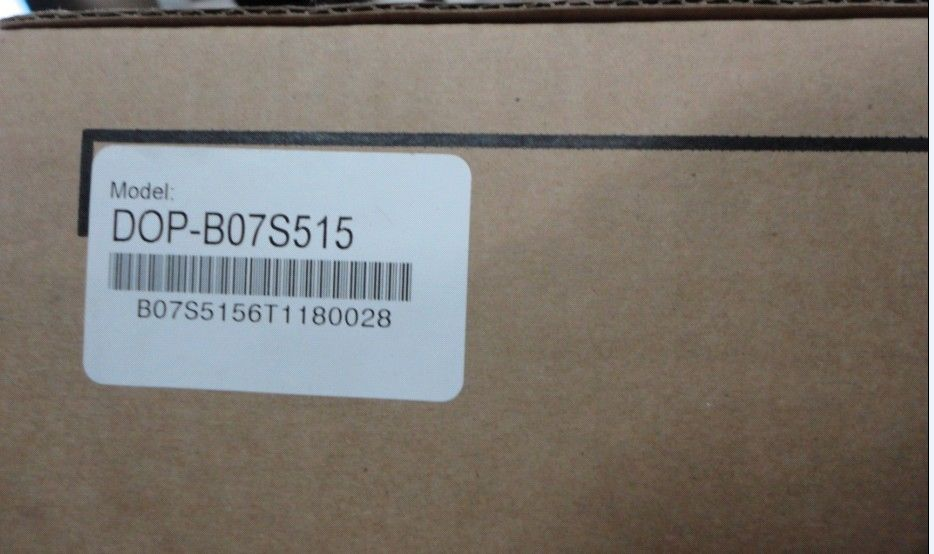 "DOP-B07S515 Delta HMI Touch Screen 7"" inch 800x600 new in box"