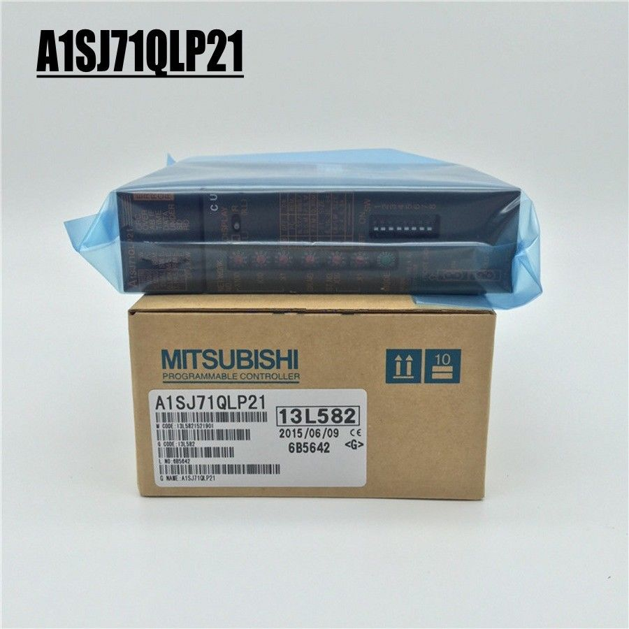 100% NEW MITSUBISHI PLC A1SJ71QLP21 IN BOX
